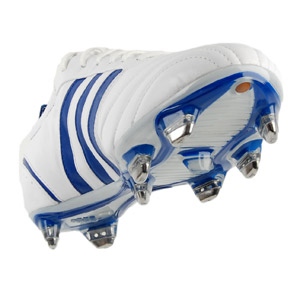 Adidas AdiPure TRX White & Royal review | Football Boots 101